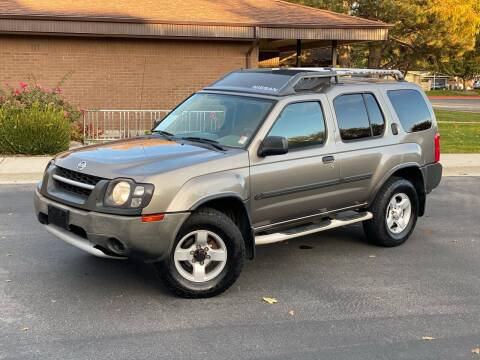 2004 Nissan Xterra for sale at ALIC MOTORS in Boise ID
