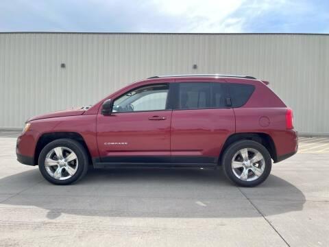 2012 Jeep Compass for sale at TnT Auto Plex in Platte SD