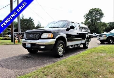 1999 Ford F-250 for sale at St. Croix Classics in Lakeland MN