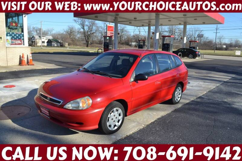 2002 Kia Rio for sale at Your Choice Autos - Crestwood in Crestwood IL