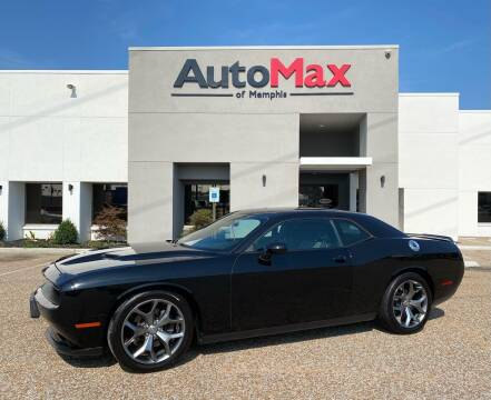 2016 Dodge Challenger for sale at AutoMax of Memphis in Memphis TN