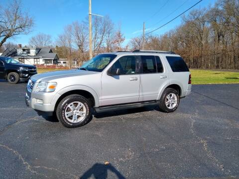 2009 Ford Explorer for sale at Depue Auto Sales Inc in Paw Paw MI