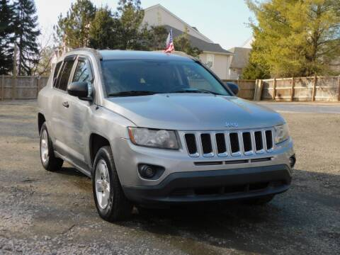 2014 Jeep Compass for sale at Prize Auto in Alexandria VA