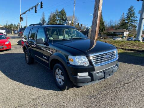 2007 Ford Explorer for sale at KARMA AUTO SALES in Federal Way WA