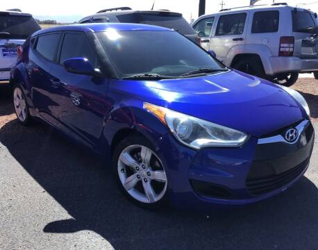 2012 Hyundai Veloster for sale at SPEND-LESS AUTO in Kingman AZ