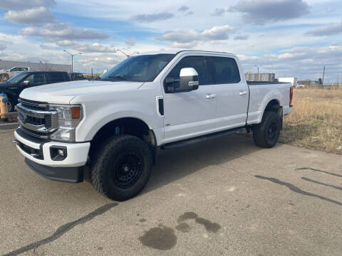 2020 Ford F-250 Super Duty for sale at Truck Buyers in Magrath AB