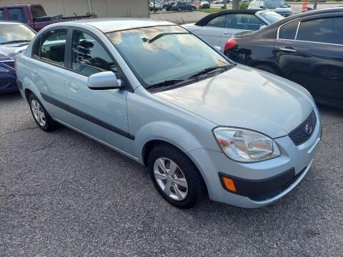 2008 Kia Rio for sale at HW Auto Wholesale in Norfolk VA