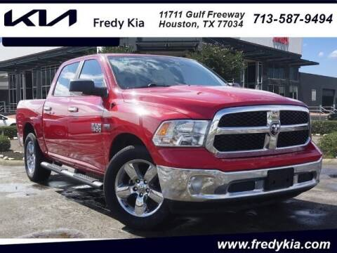 2018 RAM Ram Pickup 1500 for sale at FREDY KIA USED CARS in Houston TX