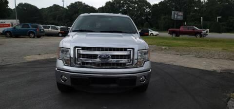 2013 Ford F-150 for sale at Lyman Autogroup LLC. in Lyman SC