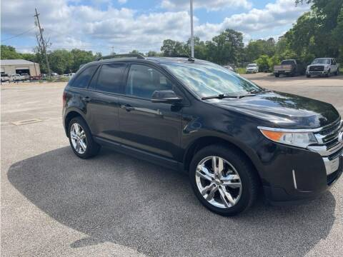 2013 Ford Edge for sale at Stanley Ford Gilmer in Gilmer TX