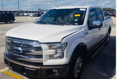 2016 Ford F-150 for sale at Southeast Auto Inc in Albany LA