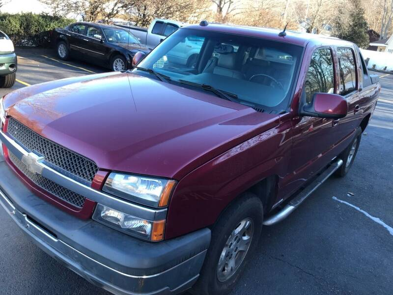 2005 Chevrolet Avalanche for sale at Paradise Auto Sales in Swampscott MA