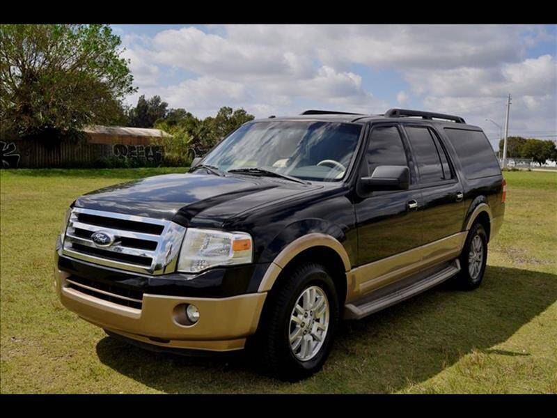 2014 Ford Expedition EL for sale in Homestead, FL