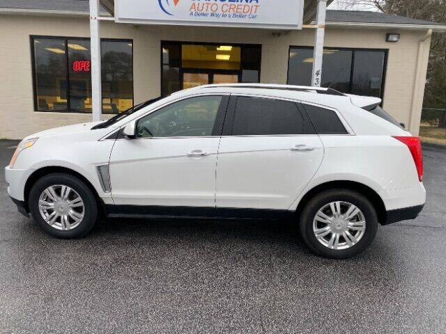 2014 Cadillac SRX for sale at Carolina Auto Credit in Youngsville NC