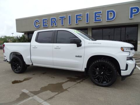 2020 Chevrolet Silverado 1500 for sale at Mac Haik Ford Pasadena in Pasadena TX