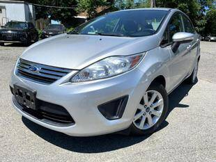 2013 Ford Fiesta for sale at Rockland Automall - Rockland Motors in West Nyack NY