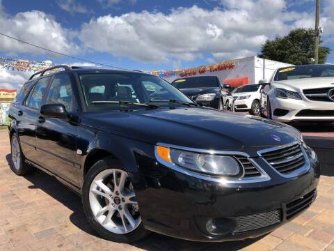 2008 Saab 9-5 for sale at Cars of Tampa in Tampa FL