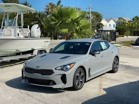 2021 Kia Stinger for sale at Key West Kia in Key West FL