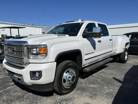 2019 GMC Sierra 3500HD for sale at Bulldog Motor Company in Borger TX