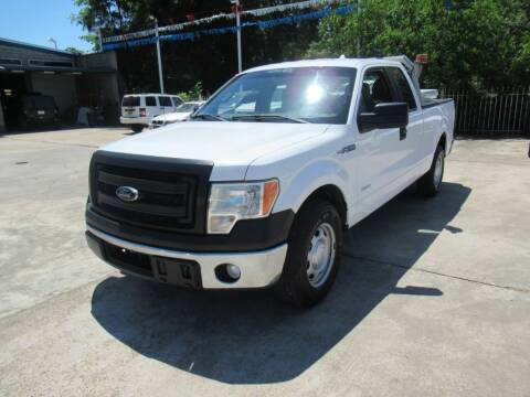 2014 Ford F-150 for sale at Lone Star Auto Center in Spring TX