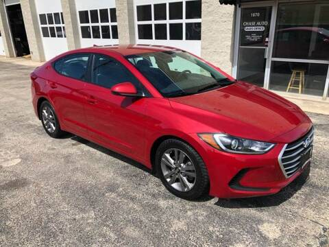 2018 Hyundai Elantra for sale at Cresthill Auto Sales Enterprises LTD in Crest Hill IL