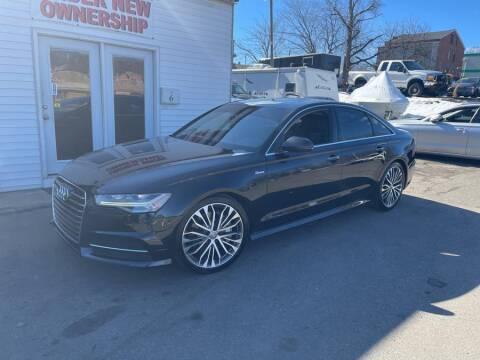 2016 Audi A6 for sale at Car VIP Auto Sales in Danbury CT