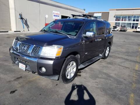 2005 Nissan Armada for sale at Curtis Auto Sales LLC in Orem UT