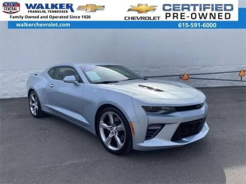 2017 Chevrolet Camaro for sale at WALKER CHEVROLET in Franklin TN