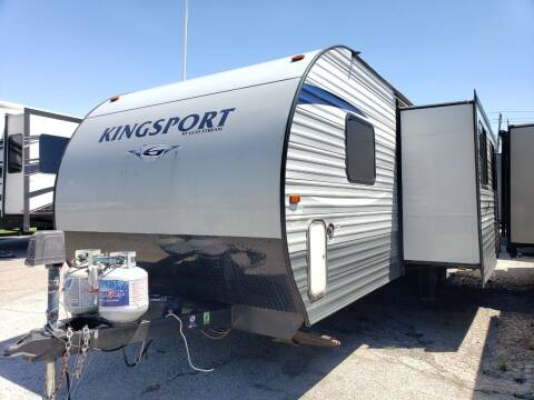 2018 Gulf Stream Kingsport 279BH for sale at Ultimate RV in White Settlement TX