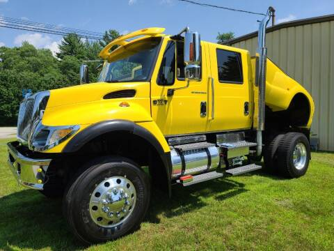 2005 International 7300 CXT for sale at MILFORD AUTO SALES INC in Hopedale MA