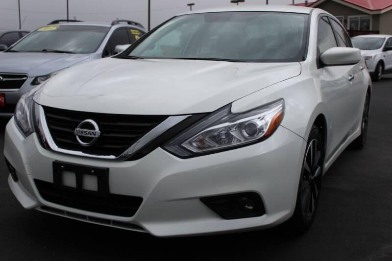 2018 Nissan Altima for sale at Right Price Auto in Idaho Falls ID