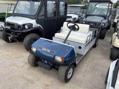 2001 Club Car Carryall 6 Gas Flatbed for sale at METRO GOLF CARS INC in Fort Worth TX