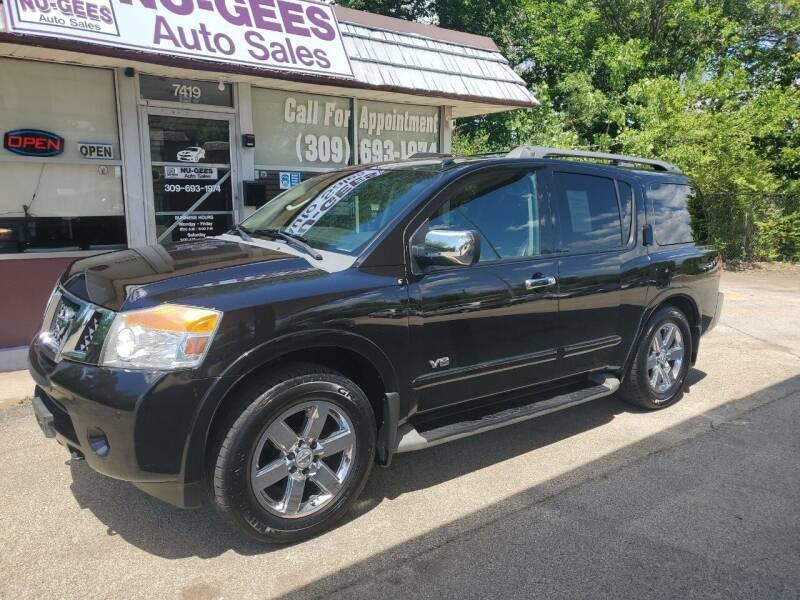 2009 Nissan Armada for sale in Peoria, IL