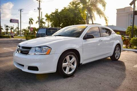 2013 Dodge Avenger for sale at Best Price Car Dealer in Hallandale Beach FL