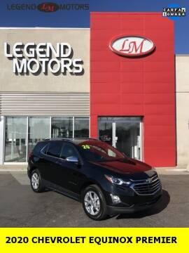 2020 Chevrolet Equinox for sale at Legend Motors of Ferndale in Ferndale MI
