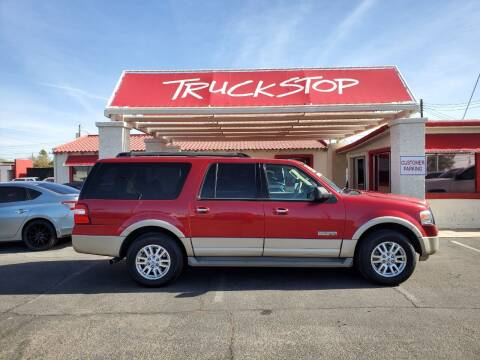 2007 Ford Expedition EL for sale at TRUCK STOP INC in Tucson AZ