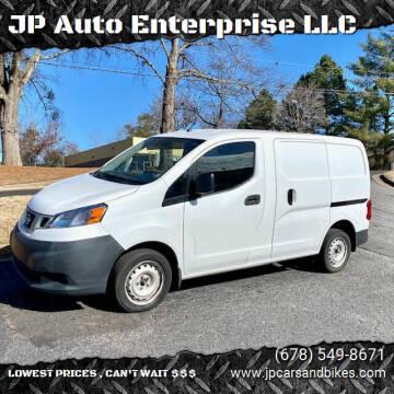 2016 Nissan NV200 for sale at JP Auto Enterprise LLC in Duluth GA