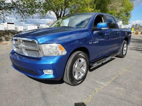 2009 Dodge Ram Pickup 1500 for sale at Matador Motors in Sacramento CA