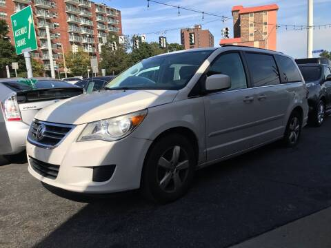 2009 Volkswagen Routan for sale at Real Auto Shop Inc. in Somerville MA