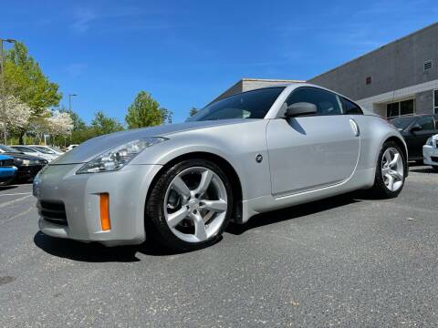 2007 Nissan 350Z for sale at Weaver Motorsports Inc in Cary NC