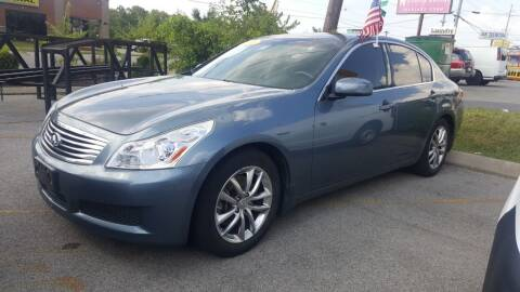 2008 Infiniti G35 for sale at A & A IMPORTS OF TN in Madison TN