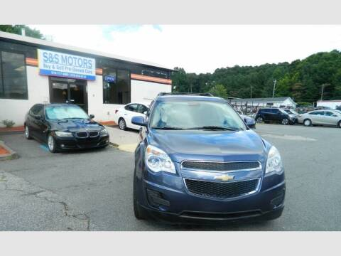 2014 Chevrolet Equinox for sale at S & S Motors in Marietta GA