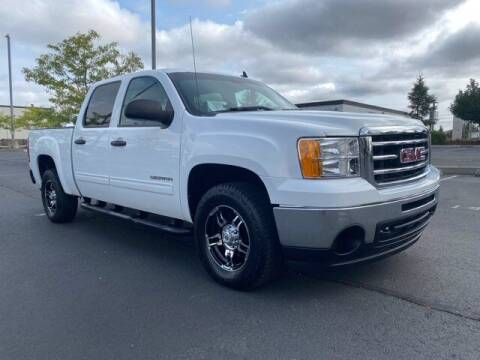 2012 GMC Sierra 1500 for sale at Sunset Auto Wholesale in Tacoma WA