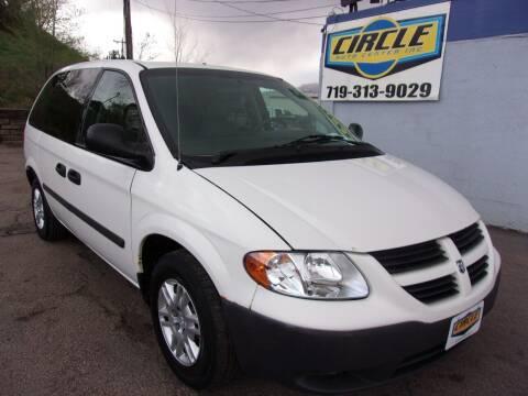 2006 Dodge Caravan for sale at Circle Auto Center in Colorado Springs CO