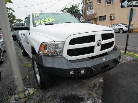 2014 RAM Ram Pickup 1500 for sale at M & R Auto Sales INC. in North Plainfield NJ