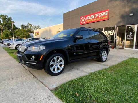 2007 BMW X5 for sale at HOUSE OF CARS CT in Meriden CT