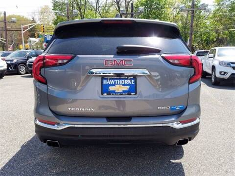 2018 GMC Terrain for sale at Hawthorne Chevrolet in Hawthorne NJ