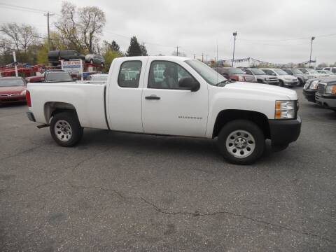 2012 Chevrolet Silverado 1500 for sale at All Cars and Trucks in Buena NJ