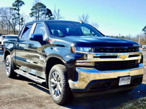 2021 Chevrolet Silverado 1500 for sale at Joe Lee Chevrolet in Clinton AR