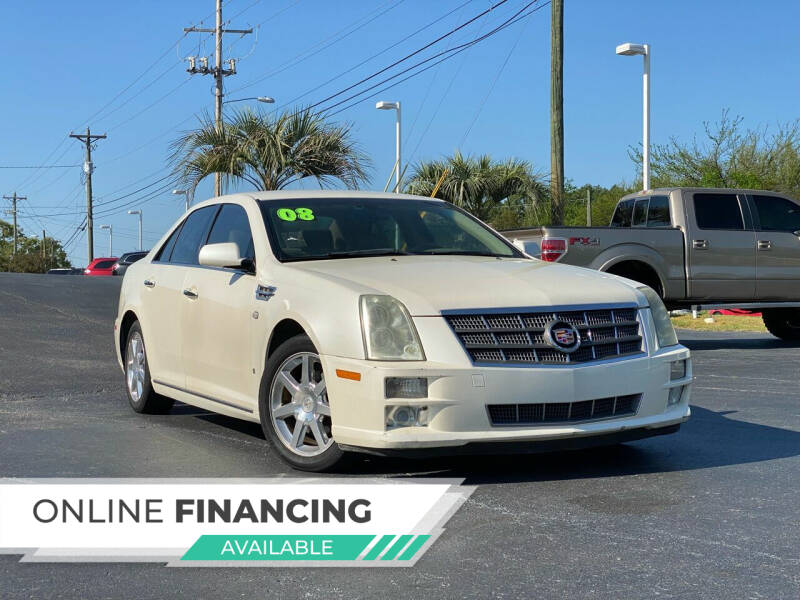 2008 Cadillac STS for sale at Rock 'n Roll Auto Sales in West Columbia SC